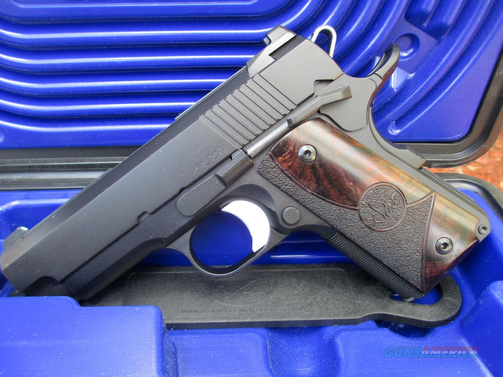DAN WESSON ECO  Guns > Pistols > Dan Wesson Pistols/Revolvers > 1911 Style