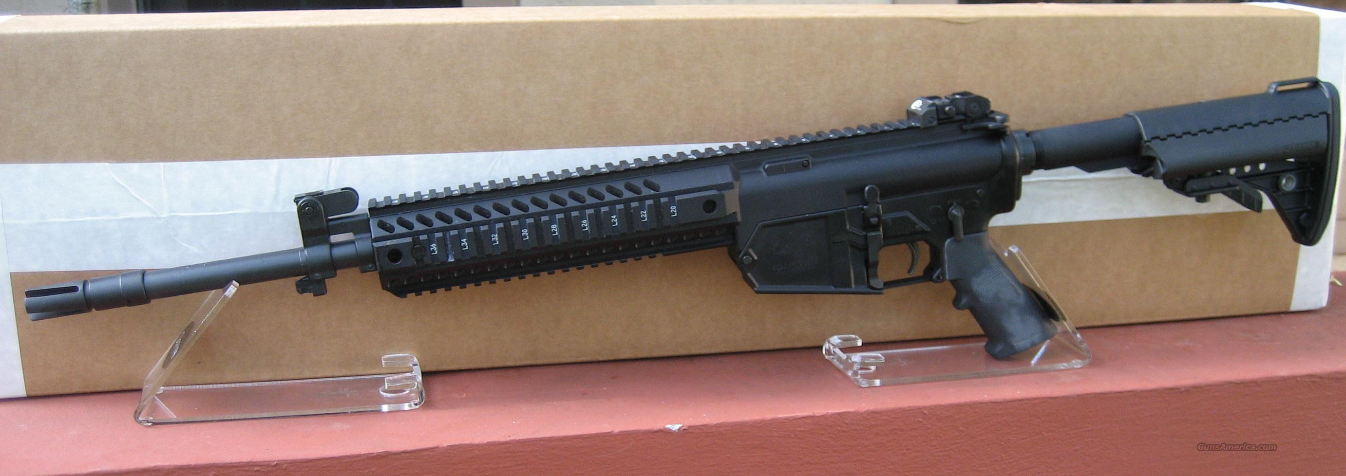 COLT AR CARBINE LE901-16S 308 WIN W/ CONVERSION KIT  Guns > Rifles > Colt Military/Tactical Rifles