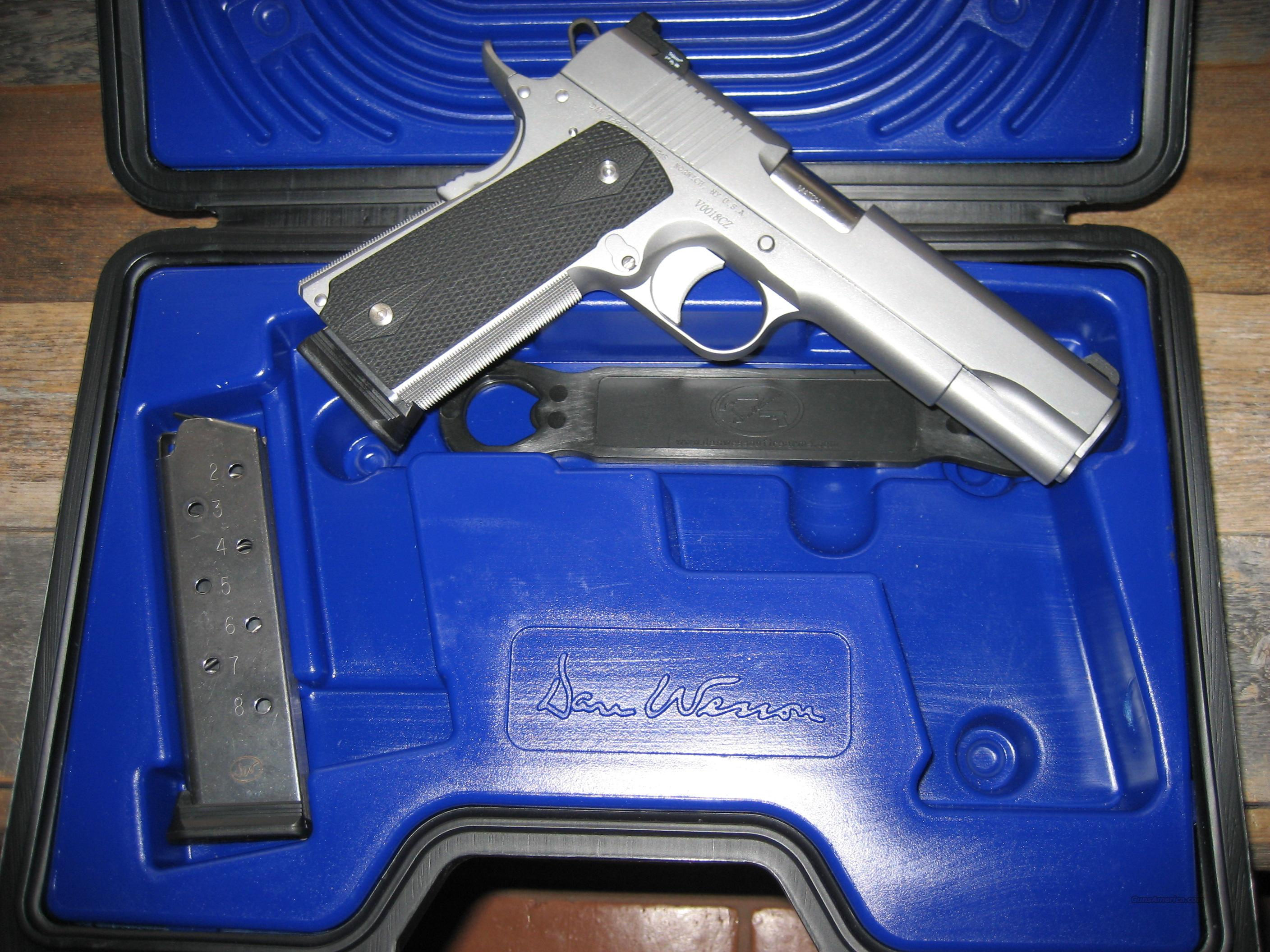DAN WESSON VALOR   Guns > Pistols > 1911 Pistol Copies (non-Colt)