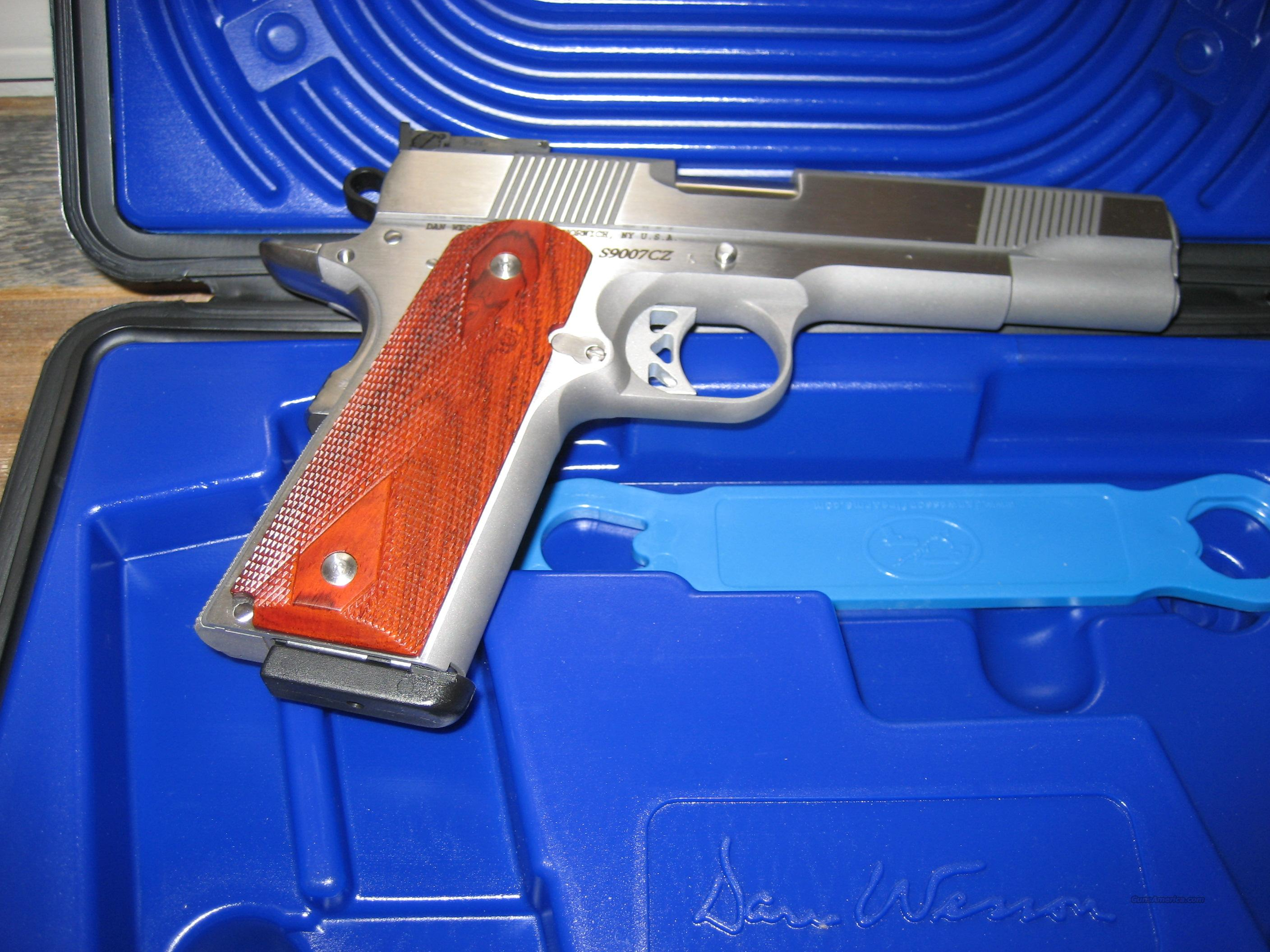 DAN WESSON POINTMAN NINE (PM9)  Guns > Pistols > 1911 Pistol Copies (non-Colt)