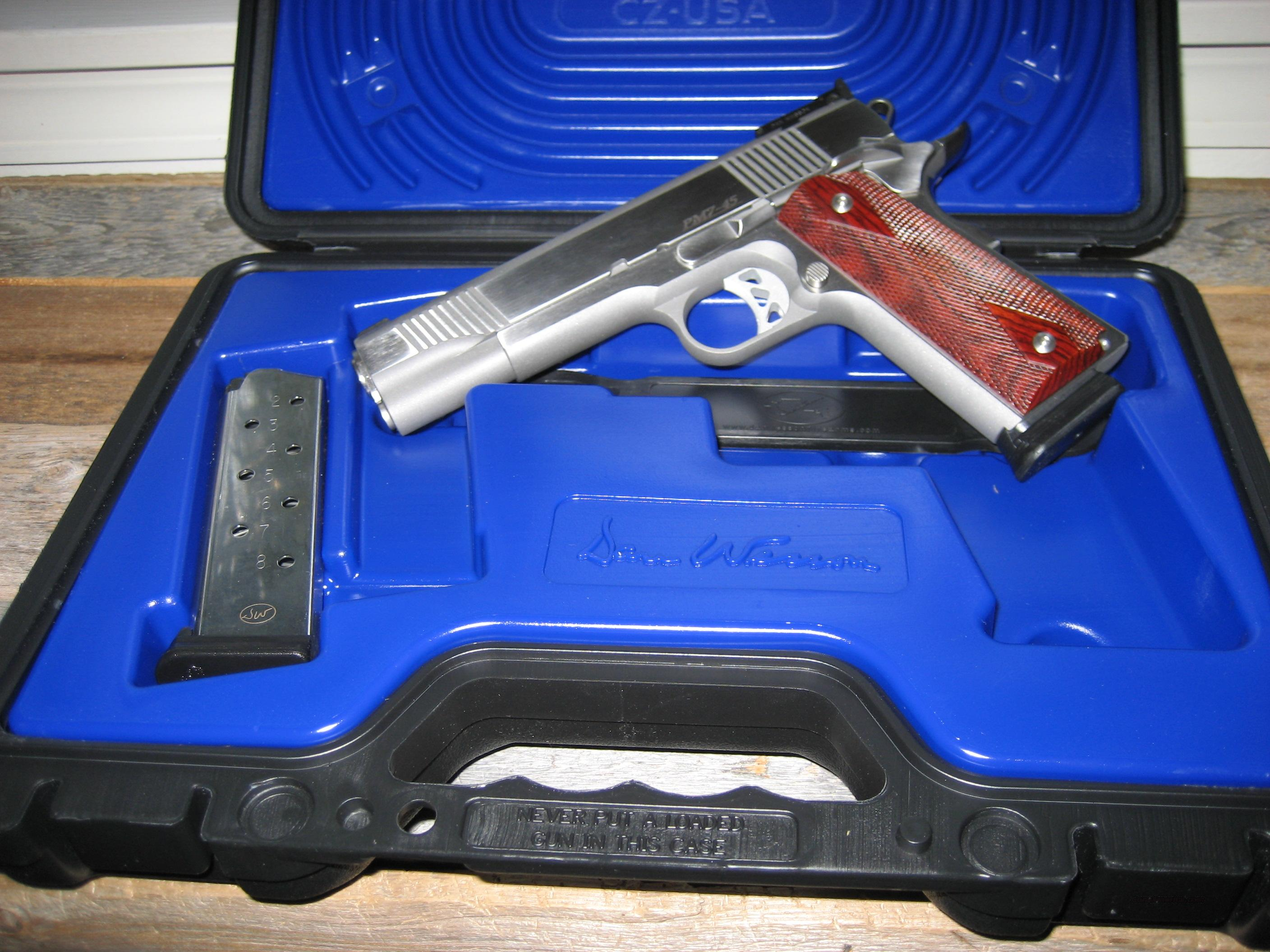DAN WESSON PM7 45 ACP  Guns > Pistols > 1911 Pistol Copies (non-Colt)