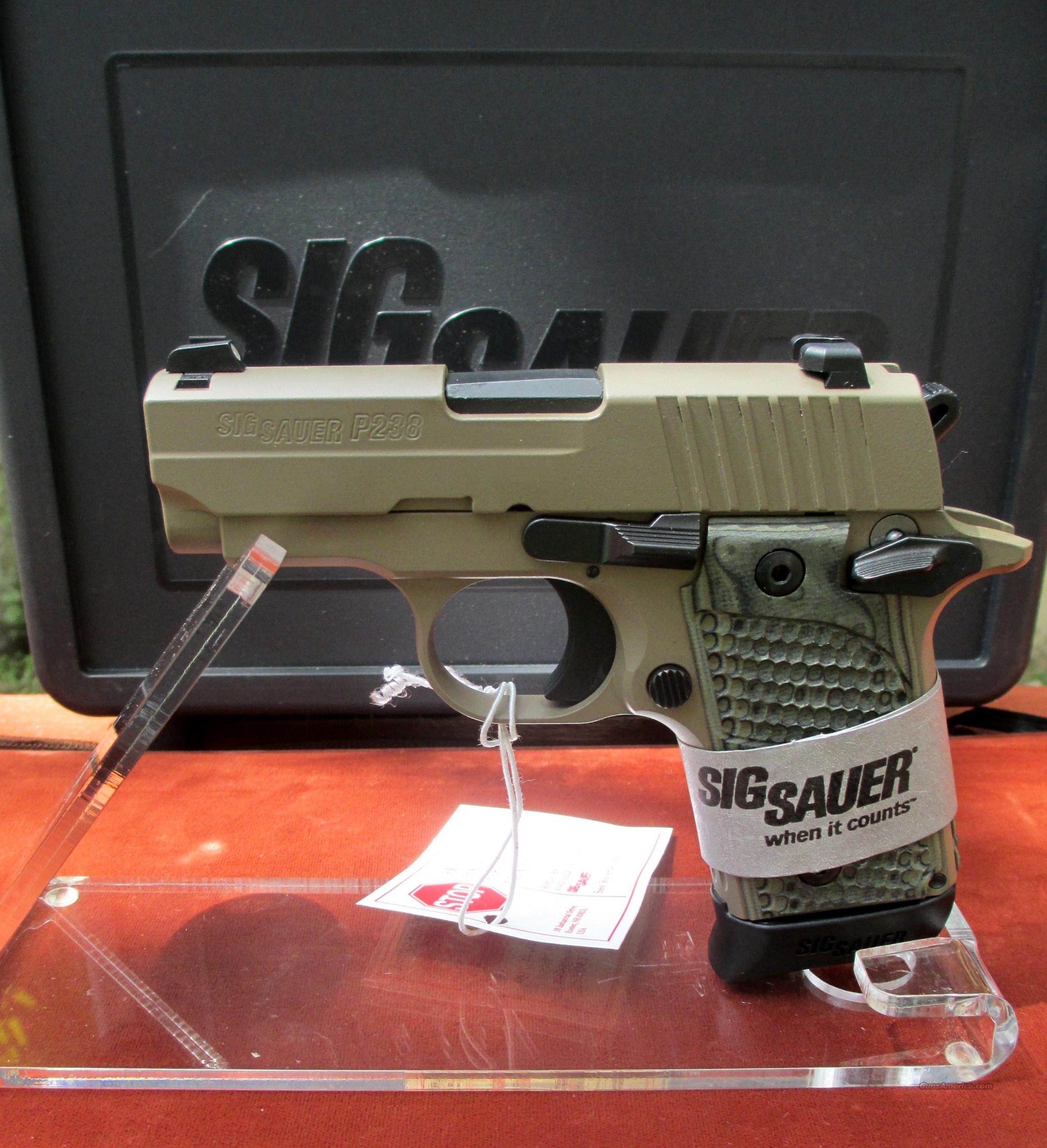 SIG 238-380 SCORPION REDUCED PRICE  Guns > Pistols > Sig - Sauer/Sigarms Pistols > P238