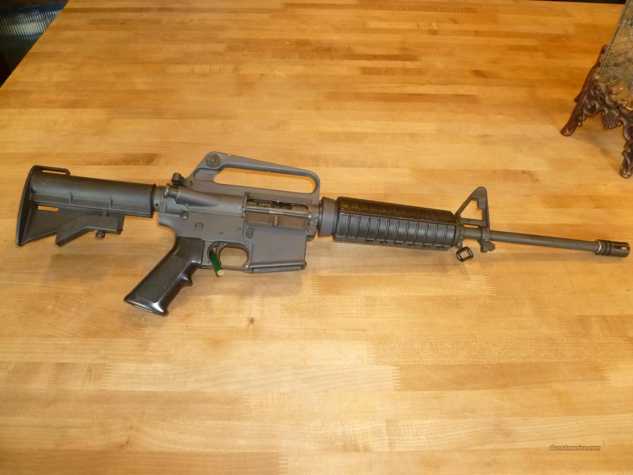 Ez Way Auto Sales >> COLT AR-15A2 CARBINE, EX-US CUSTOMS RIFLE, EXCE... for sale