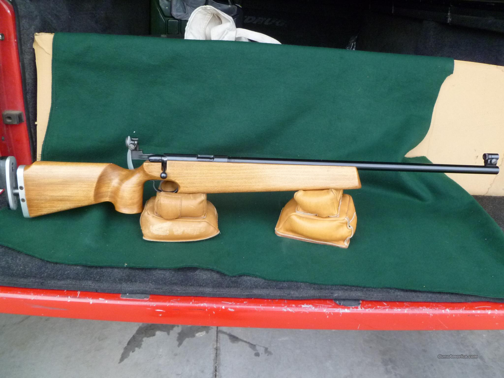 Remington 540 XR Match rifle, 540xr, SCARCE rifle!  Guns > Rifles > Remington Rifles - Modern > .22 Rimfire Models