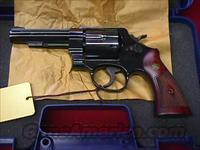 Smith & Wesson model 58   Smith & Wesson Revolvers > Full Frame Revolver