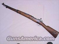 Spanish Mauser Model 1916 Oviedo 308  Mauser Rifles > Spanish