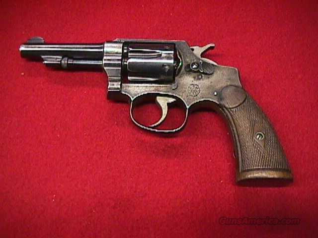 Smith & Wesson Hand Ejector 32  Guns > Pistols > Smith & Wesson Revolvers > Pre-1945