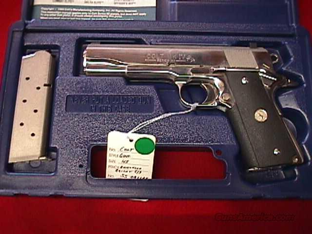 Colt Govt Model Enhanced Series 80 SS  Guns > Pistols > Colt Automatic Pistols (1911 & Var)