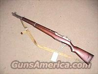 M1 Garand H&R Korean War issue  Guns > Rifles > Military Misc. Rifles US > M1 Garand