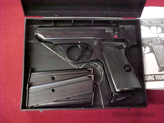 Walther PPK/S 380  Guns > Pistols > Walther Pistols > Post WWII > PP Series