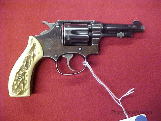 S&W 32 Hand Ejector   Guns > Pistols > Smith & Wesson Revolvers > Pre-1945