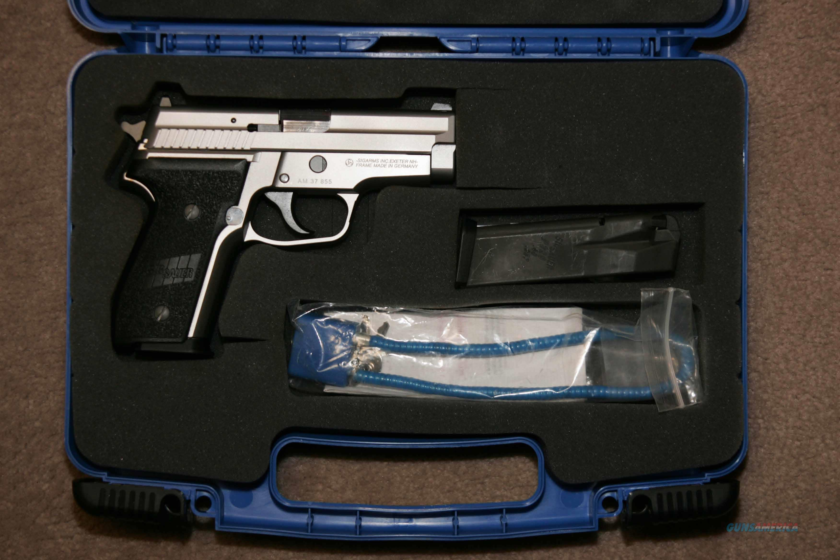 Sig 229 All Stainless Steel Frame and Slide  Guns > Pistols > Sig - Sauer/Sigarms Pistols > P229