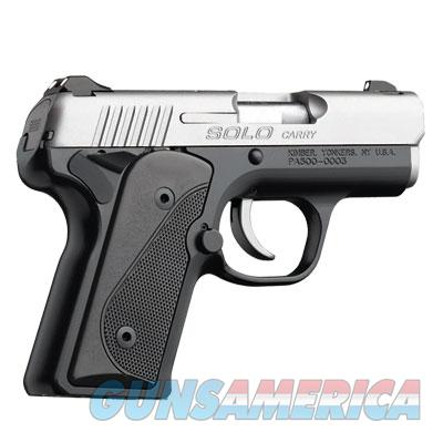 Kimber Solo Carry 9mm 3900001 FREE SHIPPING  Guns > Pistols > Kimber of America Pistols