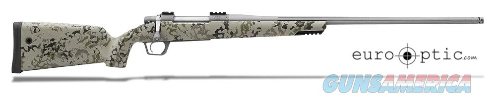 Gunwerks RevX Rifle .300WM 3GF RH Forest/Tungsten  Guns > Rifles > G Misc Rifles