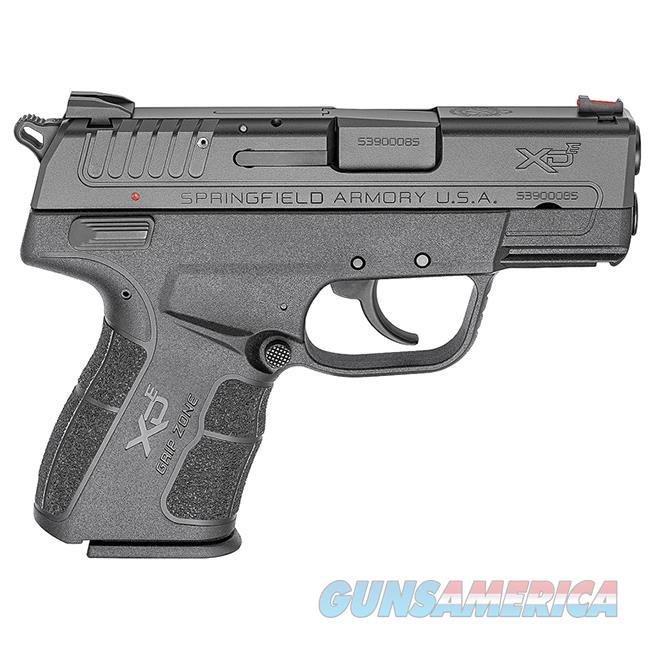 "Springfield Armory XDE 3"" 9mm Black   Guns > Pistols > Springfield Armory Pistols > XD-E"