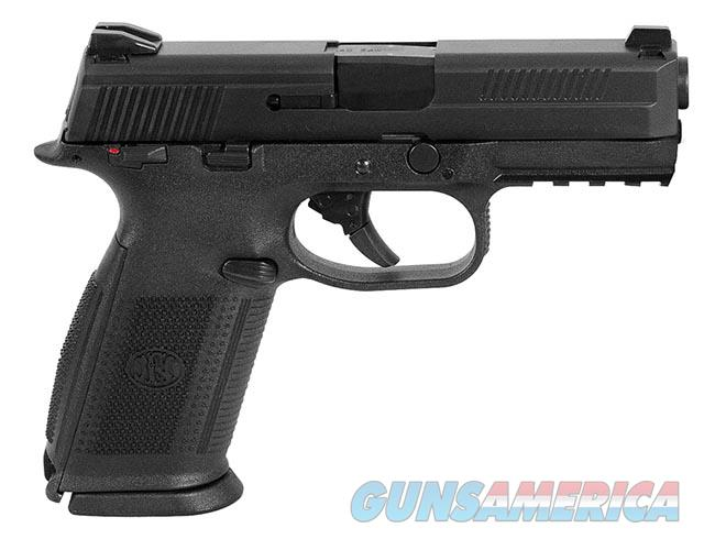 FNS-40 Blk/Blk Night Sights (3) 14rd Mags   Guns > Pistols > FNH - Fabrique Nationale (FN) Pistols > FNS