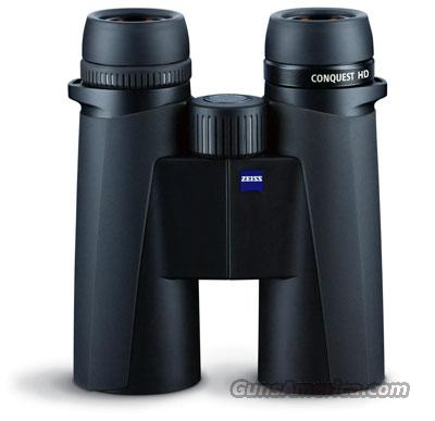 Zeiss Conquest 10x42 HD Binocular 524212 FREE SHIPPING  Non-Guns > Scopes/Mounts/Rings & Optics > Non-Scope Optics > Binoculars