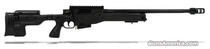 Accuracy International AT Rifle - Folding Black Stock - 308 Win 20 inch threaded bbl std brake - R10825-CR  Guns > Rifles > Accuracy International Rifles
