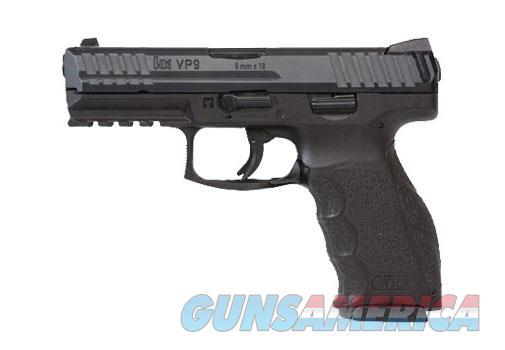 Heckler Koch VP9 Striker Fire 9mm  Guns > Pistols > Heckler & Koch Pistols > Polymer Frame