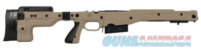 Accuracy International AT Chassis LA .300 Win Model 700 Folding Stock 2.0  PALE BROWN 26699PB FREE SHIPPING  Non-Guns > Gun Parts > Rifle/Accuracy/Sniper