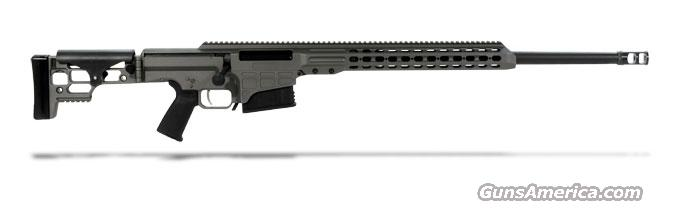 "Barrett MRAD 338 Lapua Rifle System - Grey Cerakote Receiver - 24"" Black Heavy Barrel 14385  Guns > Rifles > Barrett Rifles"