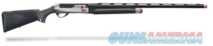 Benelli Performance Shop Supersport Carbon Fiber finish, ComforTech®, Nickel/blue, Ported 30' 12ga MPN 10634  Guns > Shotguns > Benelli Shotguns > Trap/Skeet