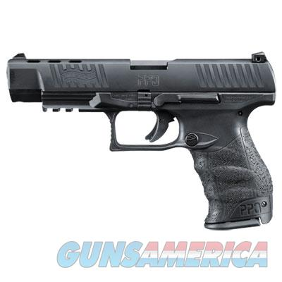 "Walther PPQ M2 .40 5""  Black with 2x 11 round mags MPN 2796104  Guns > Pistols > Walther Pistols > Post WWII > P99/PPQ"