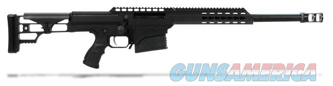 Barrett 98B Tactical .308 Win Rifle System - 16' Heavy Barrel - Black Anodized Receiver 14800  Guns > Rifles > Barrett Rifles