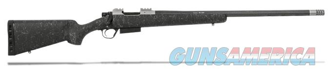 Christensen Arms Carbon Classic Rifle -  300 WSM - 24 Inch BBL - 1:10 twist- Brake - Black Stock with Grey Webbing FREE GROUND SHIPPING  Guns > Rifles > C Misc Rifles