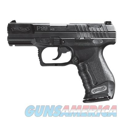 Walther P99 AS .40 with 2x 12 round magazine MPN 2796341  Guns > Pistols > Walther Pistols > Post WWII > P99/PPQ