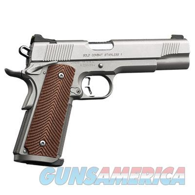 Kimber 1911 Gold Combat Stainless II .45 ACP 3200185 FREE SHIPPING Guns > Pistols >  Kimber of America Pistols > 1911