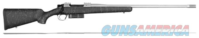 Christensen Arms Classic Steel Rifle -  300 Ultra Mag - 26 Inch Stainless  BBL - 1:10 twist- Brake - Black Stock with Grey Webbing FREE SHIPPING  Guns > Rifles > Custom Rifles > Bolt Action