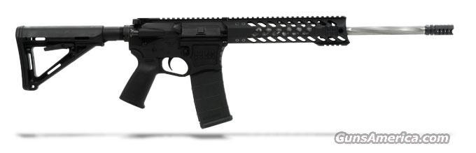 HM15 Carbine Black Twist Stainless 5.56 Barrel- HM15-C-TWSS-556  Guns > Rifles > H Misc Rifles