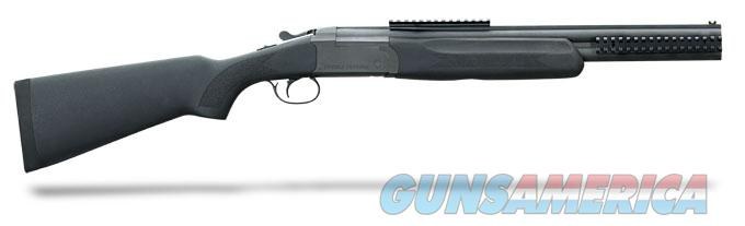 "Stoeger Double Defense 20"" O/U, Black finished walnut 12 ga  Guns > Shotguns > Stoeger Shotguns"