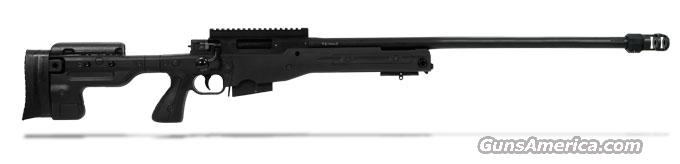 Accuracy International AT Rifle - Fixed Black Stock - 308 Win 26 inch threaded bbl std brake - R10826-CR  Guns > Rifles > Accuracy International Rifles