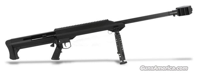 "Barrett M99 .50 BMG Rifle System: 29"" Fluted Barrel 13305 FREE SHIPPING  Guns > Rifles > Barrett Rifles"
