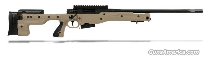 Accuracy International AT Rifle - Fixed Pale Brown Stock - 308 Win 20 inch non threaded bbl - R10862-CR  Guns > Rifles > Accuracy International Rifles