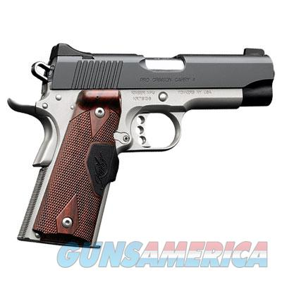 Kimber 1911 Pro Crimson Carry II - Green Laser .45 ACP 3200289  Guns > Pistols > Kimber of Oregon Pistols