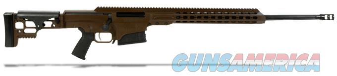 "Barrett MRAD 338 Lapua Rifle System - Multi-Role Brown Receiver - 26"" Black Fluted Barrel 14351 FREE GROUND  Guns > Rifles > Barrett Rifles"