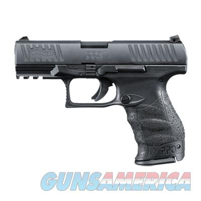 "Walther PPQ M2 9mm 4""  Black with 2x 15 round mags MPN 2796066 FREE SHIPPING  Guns > Pistols > Walther Pistols > Post WWII > P99/PPQ"