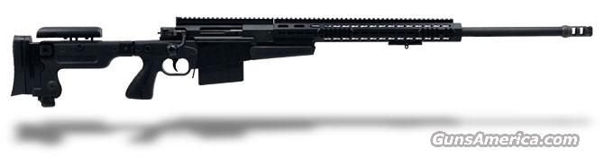 "Accuracy International AX3AX338 Lapua 27"" Barrel, Brake, Black, Butt Spike, Quick Butt, Quick Cheek Rifle at Eurooptic  Guns > Rifles > Accuracy International Rifles"