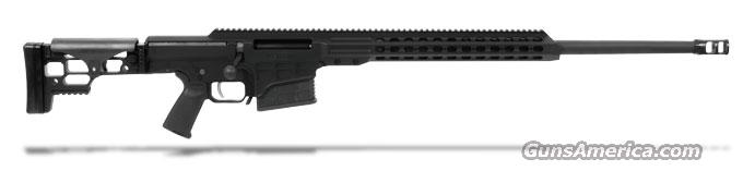 "Barrett MRAD 338 Lapua Rifle System - Black Anodized Receiver - 26"" Black Heavy Barrel 14356  Guns > Rifles > Barrett Rifles"