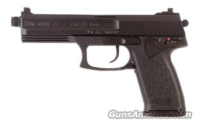 HK Mark 23 45 ACP black with 12 round magazine MPN M723001  Guns > Pistols > Heckler & Koch Pistols > Polymer Frame