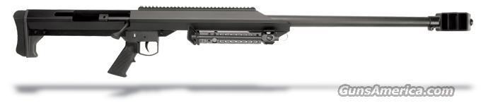 Barrett 13307 M99 .50 BMG Rifle System  at Eurooptic  Guns > Rifles > Barrett Rifles