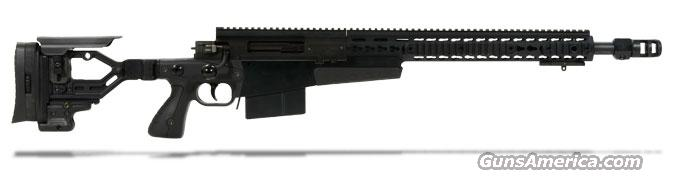 Accuracy International AX 338 Black chassis 20 inch barrel std brake -R10852-NB  Guns > Rifles > Accuracy International Rifles
