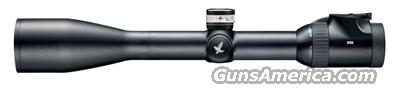 Swarovski Z6i 2.5-15x44 BT 4A-I - Matte Black 59458  Non-Guns > Scopes/Mounts/Rings & Optics > Rifle Scopes > Variable Focal Length