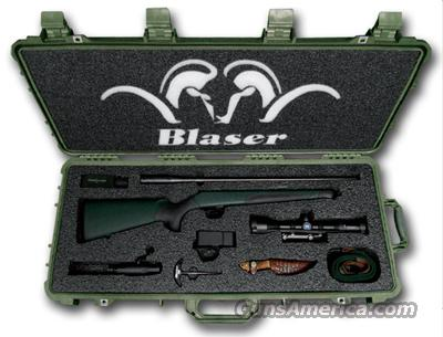 Blaser R8 Professional package  Guns > Rifles > Blaser Rifles/Combos/Drillings
