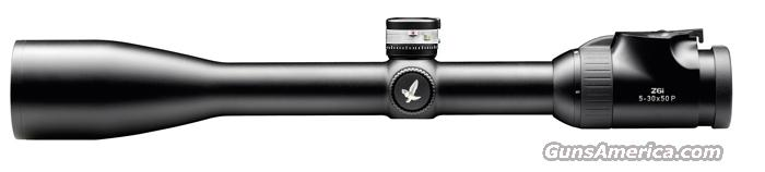 Swarovski Z6i 5-30x50 BT 4A-I - Matte Black 59958  Non-Guns > Scopes/Mounts/Rings & Optics > Rifle Scopes > Variable Focal Length