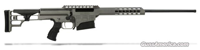 Barrett 98B Fieldcraft .300 Win Mag Rifle System - 24' Light Barrel - Tungsten Grey Cerakoted Receiver 14813  Guns > Rifles > Barrett Rifles