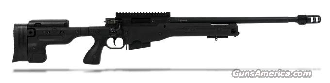 Accuracy International AT Rifle - Fixed Black Stock - 308 Win 20 inch threaded bbl std brake - R10821-CR  Guns > Rifles > Accuracy International Rifles